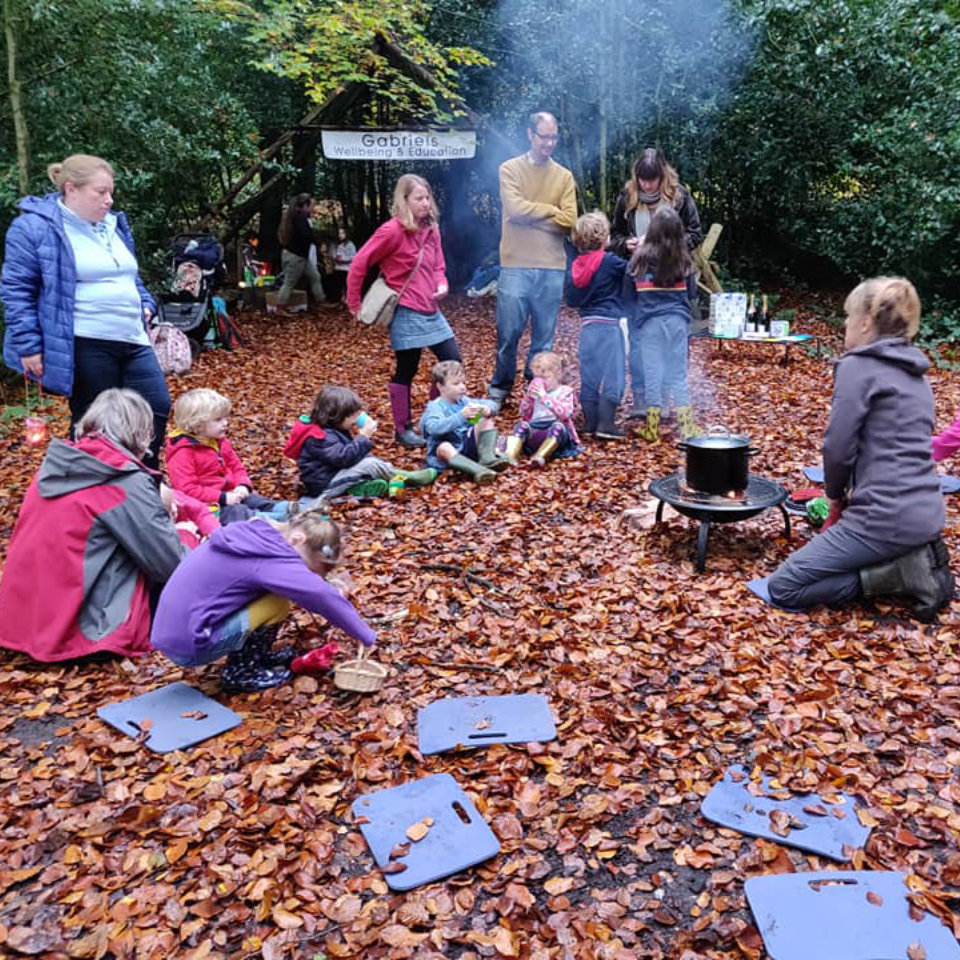 Enhancing family life outdoors